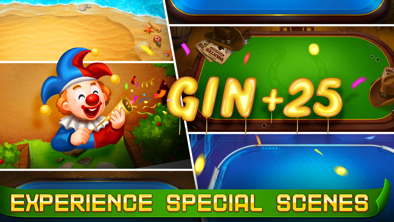 Gin Rummy: Amazon.es: Appstore para Android