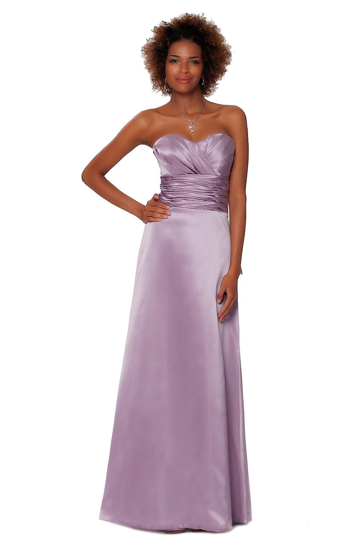 SEXYHER Gorgeous Full Length Strapless Bridesmaids Formal Evening Dress - EDJ1459
