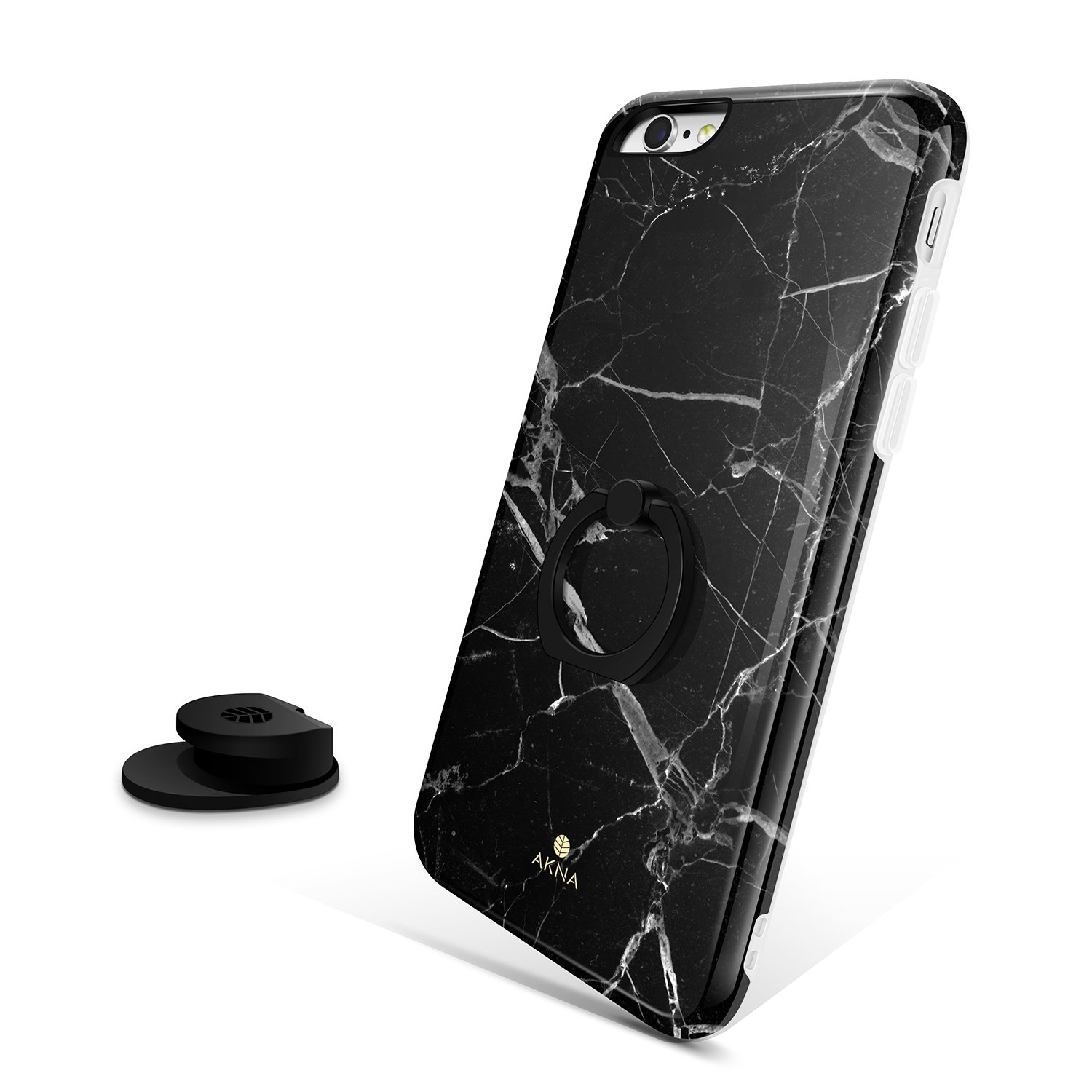 920-C.A iPhone 6//6s case Marble Akna Charming Series High Impact Flexible Silicon Case for Both iPhone 6 /& iPhone 6s