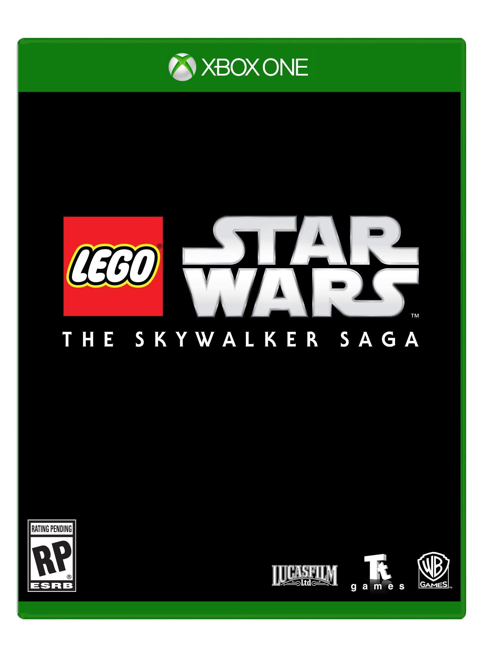 Lego Star Wars  Skywalker Saga - Xbox One Standard Edition