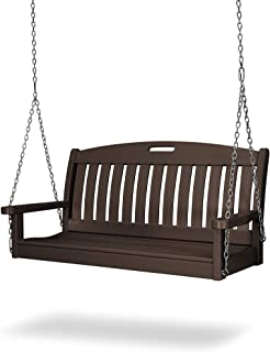 """product image for POLYWOOD NS48MA Nautical 48"""" Swing"""