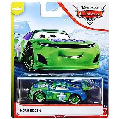 Noah Gocek Disney Cars 1:55 Scale Diecast: Toys & Games