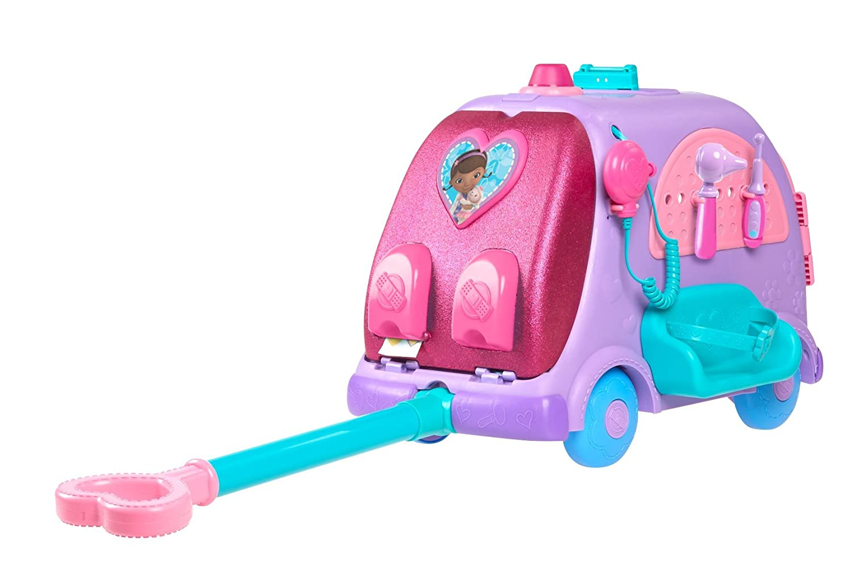 Just Play Doc McStuffins Mobile Cart
