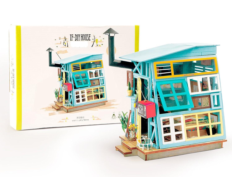 Mobili miniatura per casa delle bambole fai da te mobili per casa