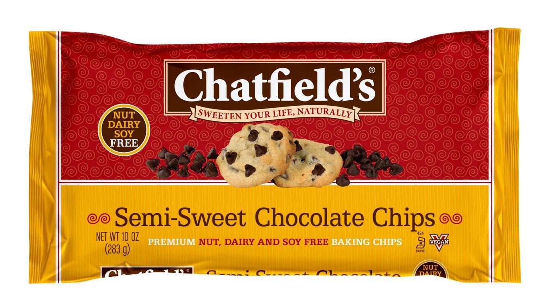 Amazon.com : Chatfield's Double Dark Semi Sweet Chips, 10 Ounce ...