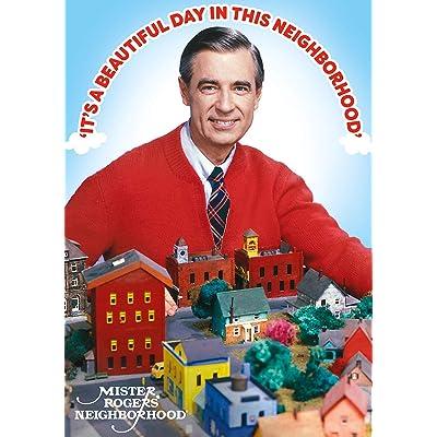 Buffalo Games - Mister Roger's Neighborhood - 500 Piece Jigsaw Puzzle: Toys & Games