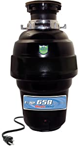 Waste Maid US-WM-658 Premium 1-1/4 HP Food Waste Disposer