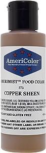 AmeriColor Amerimist Airbrush Color 4.5 Ounce, Copper Metallic Sheen