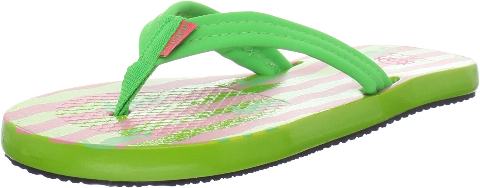 4db81b1a702e7 Sugar womens flipper flip flop green pink seahorse jpg 1534x600 Sugar flip  flops