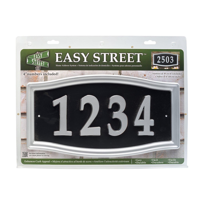 Amazon.com: Whitehall Easy Street - Cartel de dirección ...