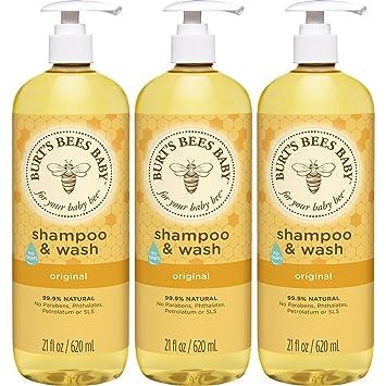 1c6ad439c Amazon.com  Burt s Bees Baby Shampoo   Wash