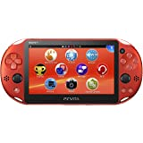 PlayStation Vita Wi-Fi Metallic?Red PCH-2000ZA26 (Japan Import)