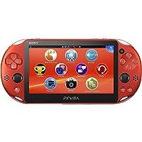 PlayStation Vita Wi-Fi Metallic?Red PCH-2000ZA26 (Japan Import)