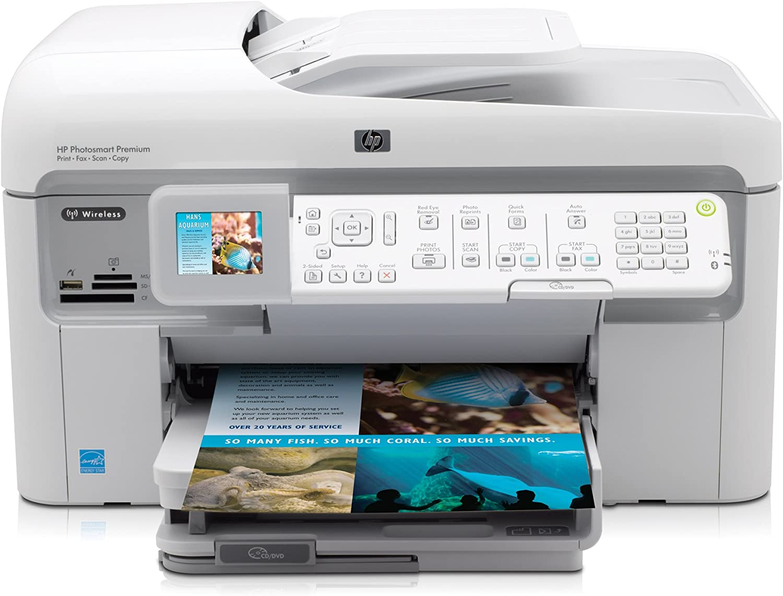 HP Photosmart Premium C309a dispositivo multifunción con Fax: Amazon.es: Informática