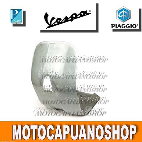 Escudo lamierato con plataforma completo de Realce de soldar Vespa 50 special