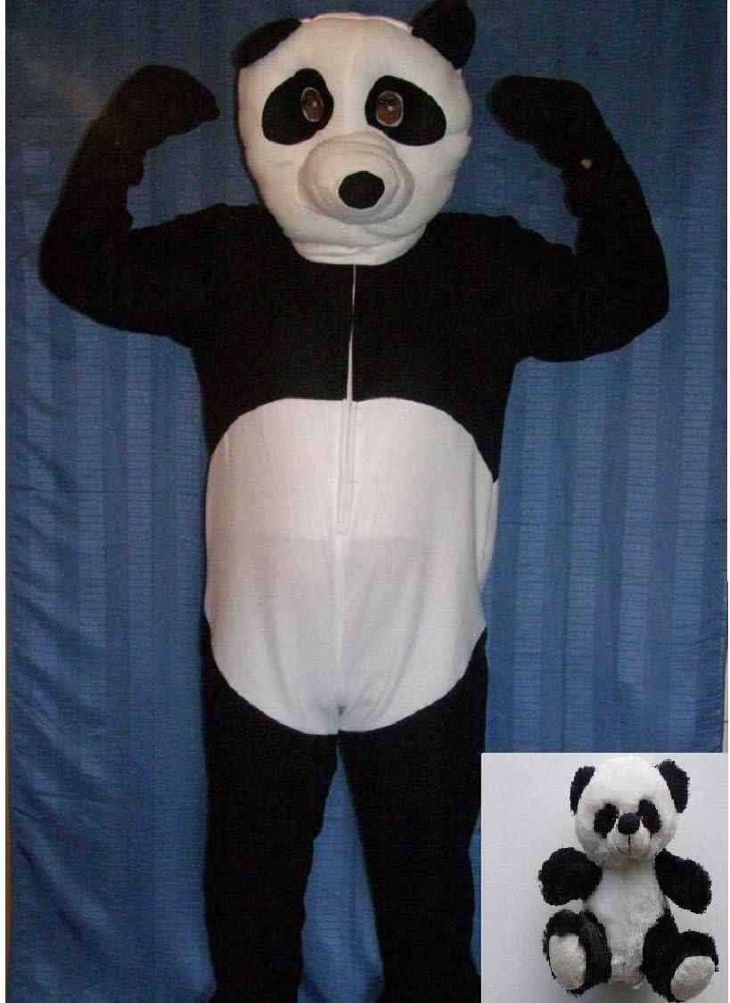 Unbekannt Disfraz Oso Panda fastnacht Carnaval Disfraz Carnaval ...