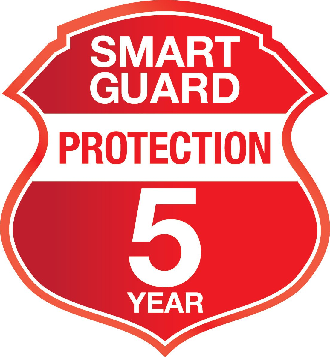 SmartGuard 5-Year Major Appliance Protection Plan ($450-$500)