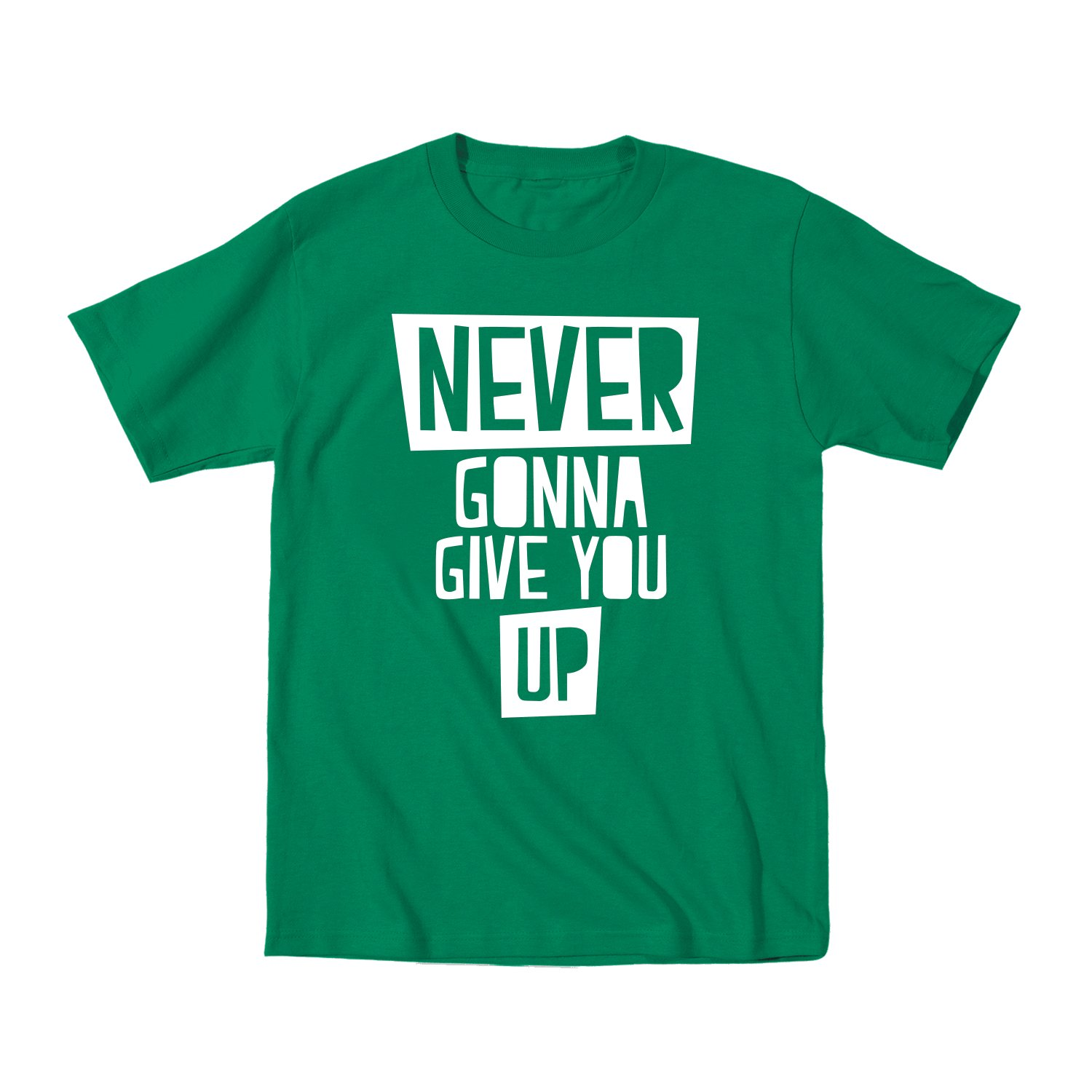 Instant Message Never Gonna Give You Up Funny Toddler Tshirt