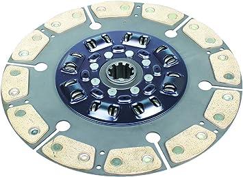 Max Brakes Front /& Rear Elite Brake Kit E-Coated Slotted Drilled Rotors + Ceramic Pads KT078283 Fits:07-13 Avalanche Tahoe Silverado /& Suburban 1500|GMC Yukon /& Sierra 1500|Cadillac Escallade