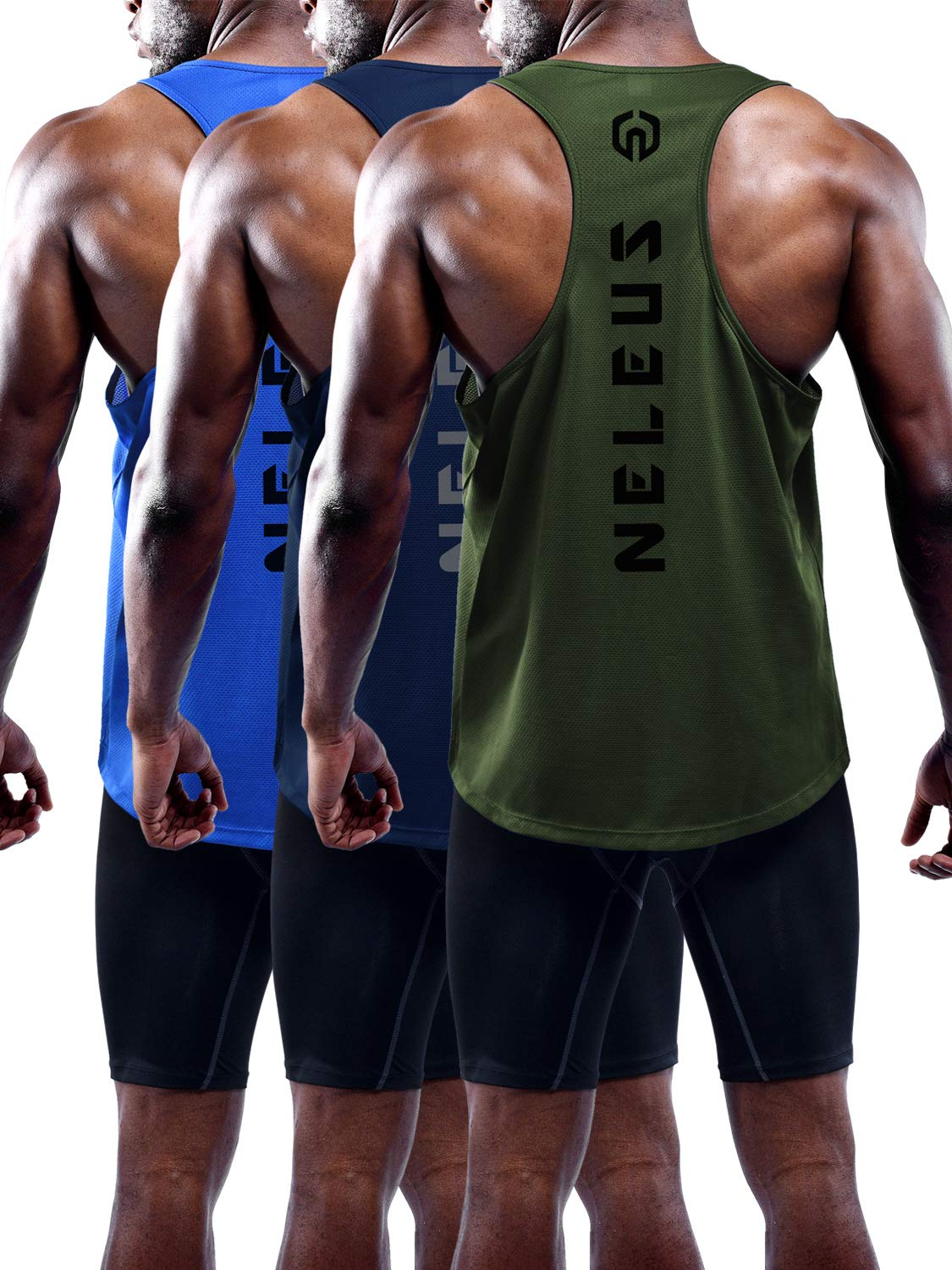 cfb453afa33b Best Rated in Men s Sports Tank Tops   Helpful Customer Reviews ...