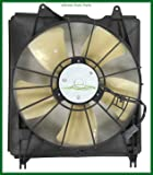 Replacement For ACURA RDX 07-11 RADIATOR COOLING