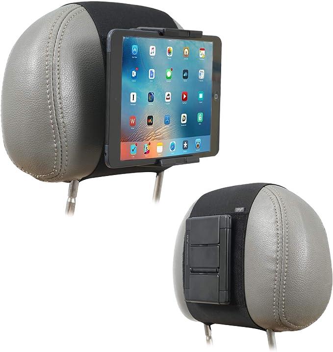 Kfz Halterung Tfy Auto Kopfstützen Halterung Für Handys Und Tablets Kompatibel Mit 12 7 Bis 26 7 Cm Bildschirm Geräten Elektronik