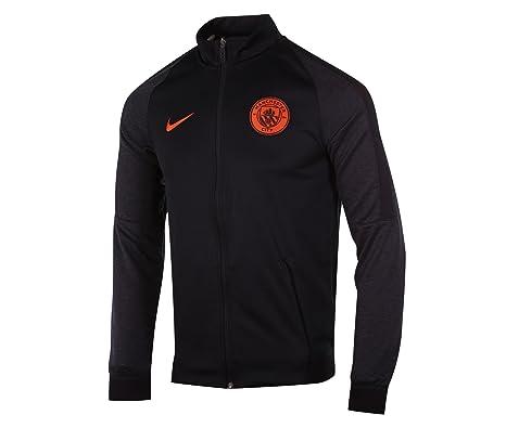 Nike Manchester City F.C. M Nk Dry Strke TRK Jkt K Chaqueta ...
