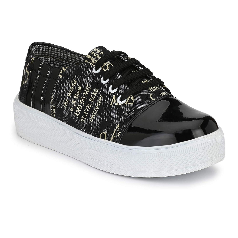 Buy MGZ Girls Fancy Shoes/Sneakers (36