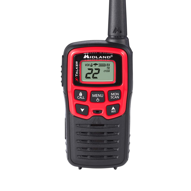 Midland Consumer Radio EX37VP E-Ready GMRS Emergency Two Way Kit