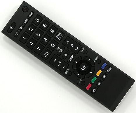 TV Fernbedienung für Toshiba CT-90327 LED LCD Fernseher Remote Control