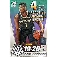 2019-20 Panini MOSAIC Basketball Card Factory Sealed HANGER Box - Exclusive REACTIVE… photo