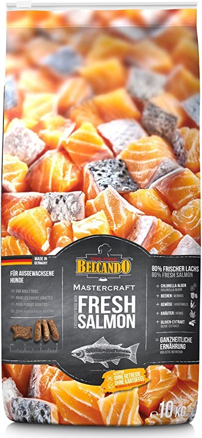 Belcando Mastercraft Canine Adult Fresh Salmon 10Kg 10000 g