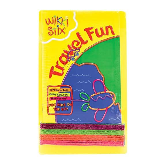 WikkiStix Travel Fun moldura y esculpir Sticks: Amazon.es: Juguetes y juegos