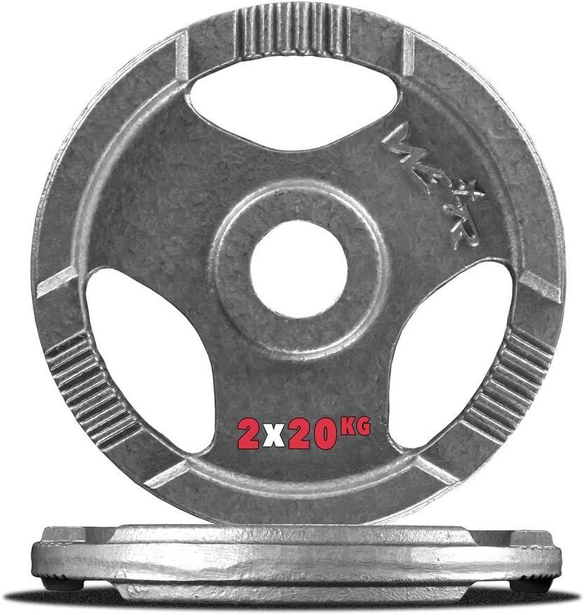 5kg 10kg 15kg 2 TRI-GRIP Hammertone Olympic Disc Weight Plates EZ Bar Curl Barbell Weights Plate Fitness Gym 2.5kg PAIR 20kg 7.5kg 25kg Sets