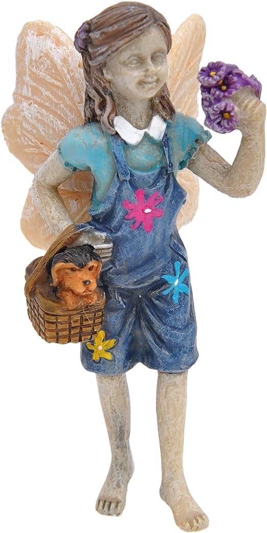 Miniatura Jardín de hadas hada con edición limitada Maggie y Toby: Amazon.es: Jardín