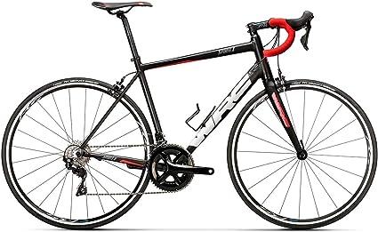 Conor WRC Spirit X 105 Bicicleta Ciclismo, Adultos Unisex, Rojo, XS: Amazon.es: Deportes y aire libre