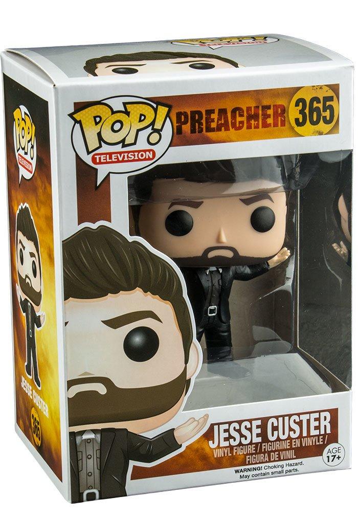 Figurine Preacher Tv Jesse Custer Exclu Pop 10cm 0889698111508 Funko