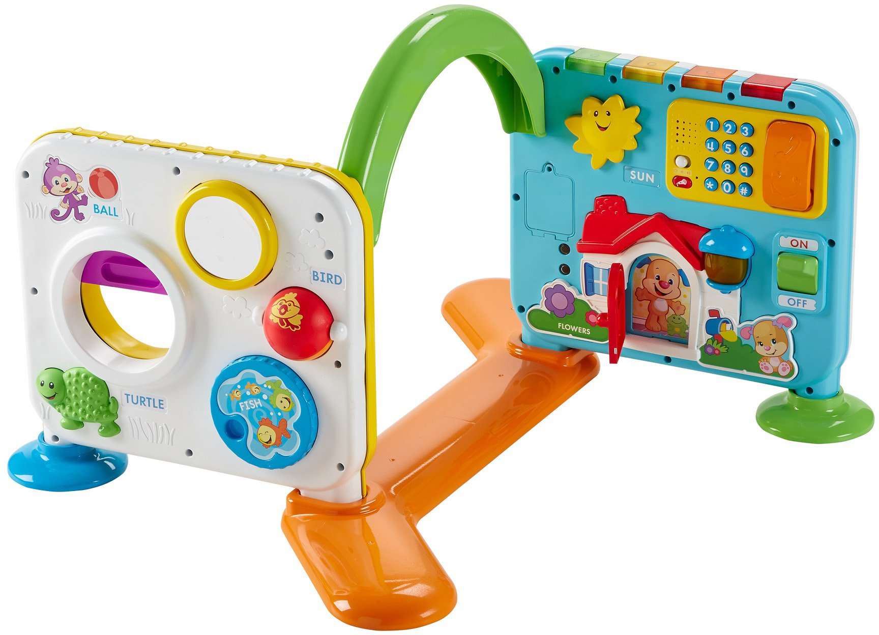 Fisher-Price Laugh & Learn Crawl-Around Learning Center by Fisher-Price (Image #3)