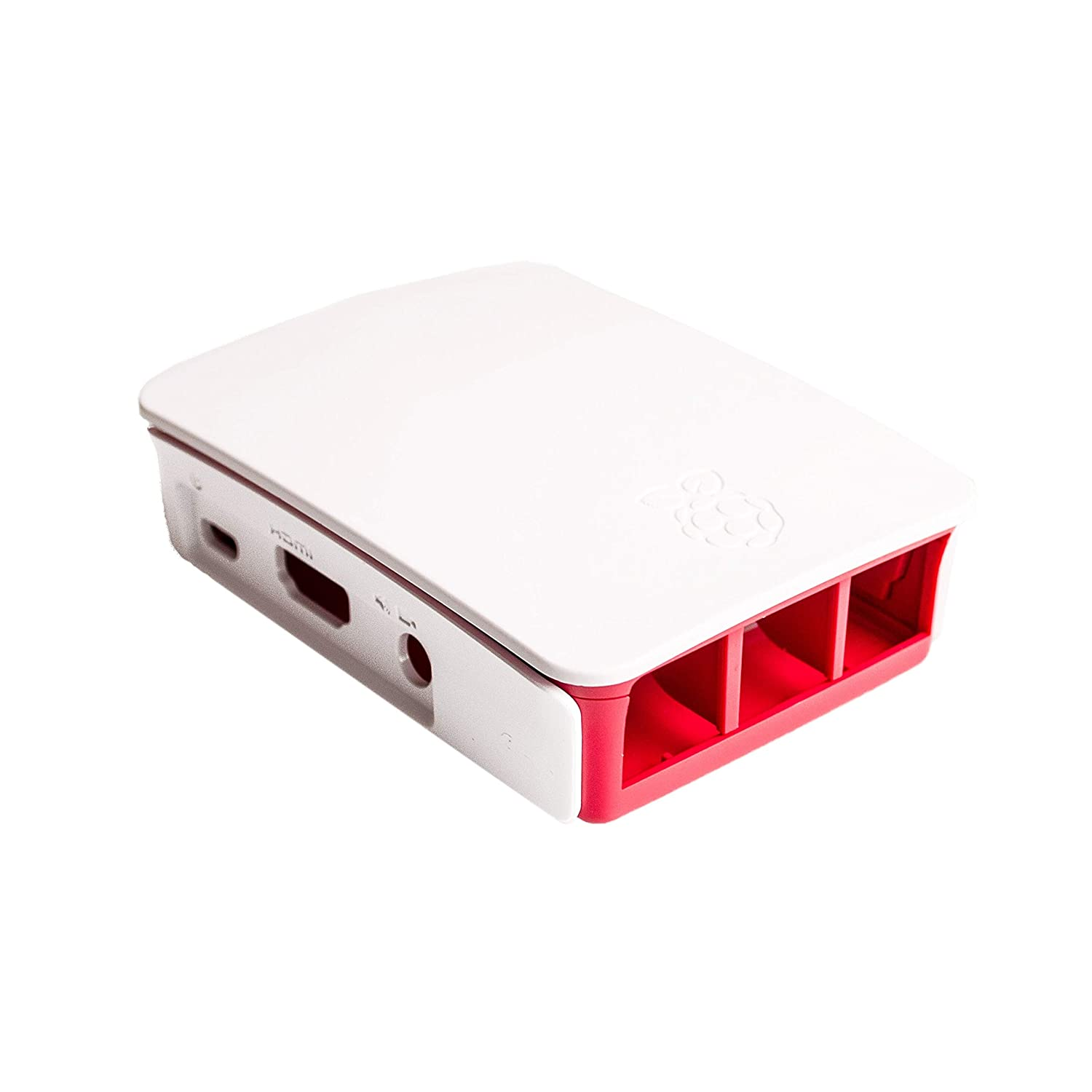 10PCS//LOT Hot Raspberry Pi 3 case Official ABS Enclosure Raspberry pi 2 Box Shell from The Raspberry Pi Foundation
