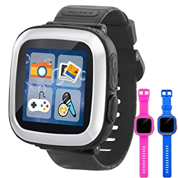 Amazon.com: GBD Game Smart Watch for Kids Toddlers Girls ...