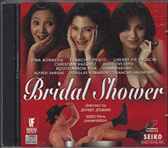 bridal shower video compact disc