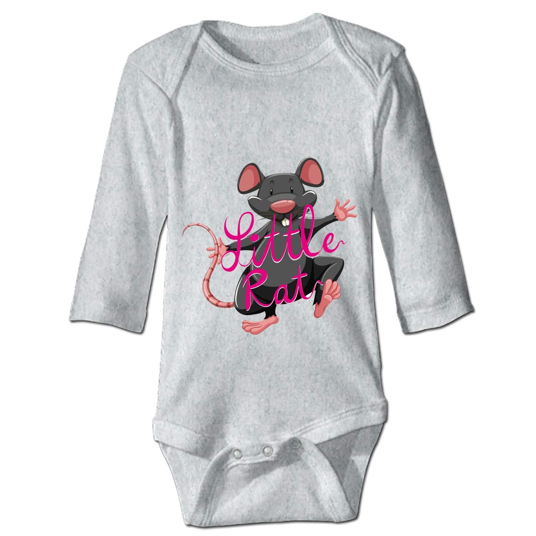 Different Dog Breeds Unisex Baby Long-Sleeve One-Piece Suit Cotton Bodysuits Infant Romper Clothes