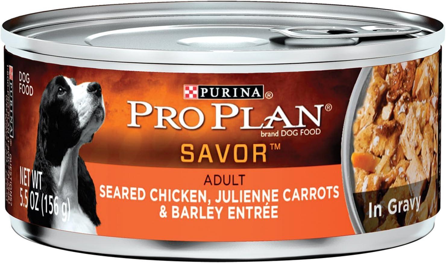 Purina Savor Beef/Lamb 5.5oz 24pk