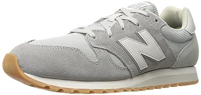 ORIGINAL NEW BALANCE 500 Sneaker Grau UK 10 US 10.5 EU 44.5