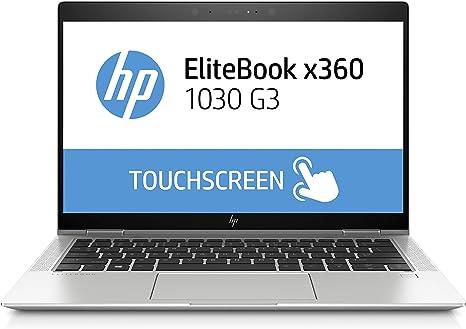 HP EliteBook x360 1030 G3 - Ordenador Portátil Profesional 13.3 ...