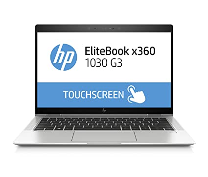 HP EliteBook x360 1030 G3 - Ordenador Portátil Profesional 13.3
