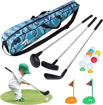 TSKF Toddler Golf Ball Game Play Set