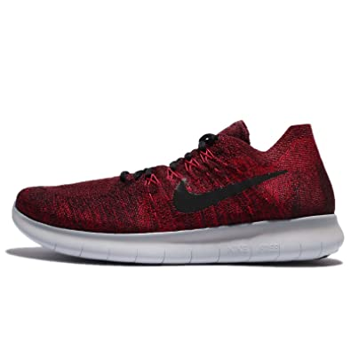 21bcedef3289b ... buy at afew c55a3 f3244  order nike mens free rn flyknit 2017 dark team  red black wolf grey 818df dca42