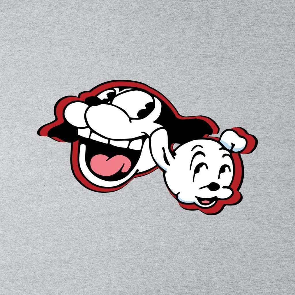 Comics Kingdom Betty Boop Bimbo Pudgy Mens Sweatshirt