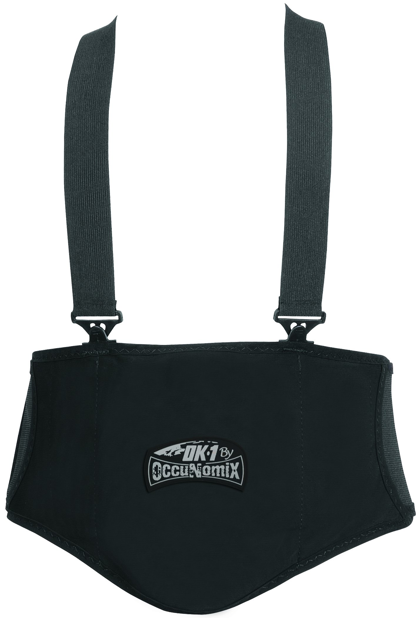OK-1 92400 Black Lumbar Back Belt, Large by Unknown (Image #1)